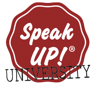 Speak UP! for College link